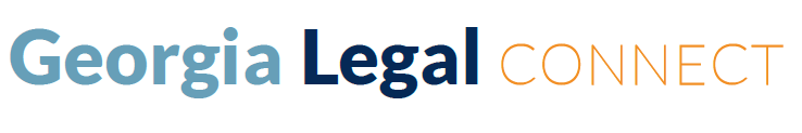 Georgia Legal Connect logo
