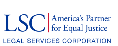 Legal Services Corporation logo